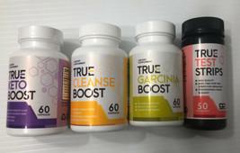 True Keto Boost Diet Pills Kit Ketones Ketogenic Weight Loss Fat Burn 1m... - $29.69