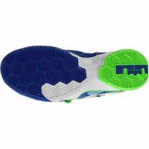 Nike Lebron IX 9 Soldier Sprite Game Blue/Green 749417-601 Mens Basketball image 6