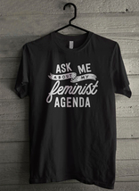 Feminist - Custom Men's T-Shirt (2141) - $19.13+