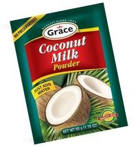 Grace Latte di Cocco Polvere 50ml Confezione di 12 - $29.96