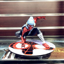 2017 EXCLUSIVE KOTOBUKIYA SPIDER-MAN WINTER GEAR ARTFX STATUE - $23.96