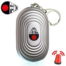 Personal Alarm Keychain - Self Defense and Safesound Security Emergency ... - $15.68