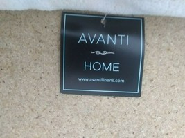 Avanti Linens Sweet Home Set of 2 Towels - Ivory  new with tags  image 2