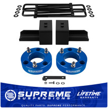 "3"" Front + 2½"" Rear Lift For 2004-2020 Ford F-150 Blue Finish Lift Set 4x4 - $199.95"
