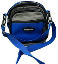 Vintage Case Logic Portable CD Player Walkman Carry Case - Blue/Black an... - $14.80