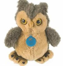 R. Dakin Vintage Stuffed Owl Plush Toy - $15.30