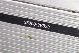 2009 Hyundai Santa Fe Radio Speaker Amp Amplifier ID 96300-2B820 image 4