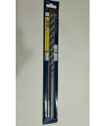 "BOSCH LBH011 1/2"" X 12"" LONG Rotary & Hammer DRILL BIT - NEW IN PACKAGE - $15.67"