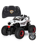 Monster Jam Official Monster Mutt Dalmatian Remote Control Monster Truck... - $58.40