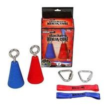 "b4Adventure NinjaLine Ninja Cone with Hardware 2 Piece, Red/Blue, 4"" - $27.39"