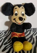 1962 Mickey Mouse California Toy Co Disneyland Well Played Poorly Stored... - $19.34