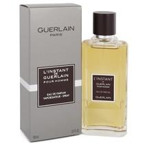 L'instant by Guerlain Eau De Parfum Spray 3.3 oz (Men) - $60.00