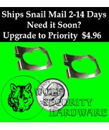 Lot of Two (2) Chevy GM Door Lock Pawl Retainer Clip 322601 *** IN STOCK... - $8.96
