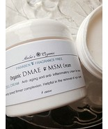 "Organic DMAE & MSM Skin Perfecting Anti-aging Cream. ""Beauty Mineral"" - $7.50"