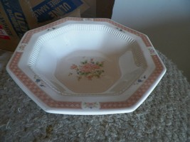 Nikko Cameo Rose round vegetable bowl 1 available - $15.00