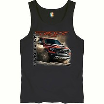 RAM 1500 TRX Sandman Tank Top Off-Road V8 Pickup Truck Licensed Men's Top - $13.59+