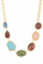 Kate Spade Perfectly Imperfect Stone Station Necklace NWT - $80.00
