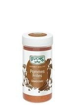 Fuchs Pommes Frites Fries potatoes seasoning shaker FREE SHIPPING - $12.86