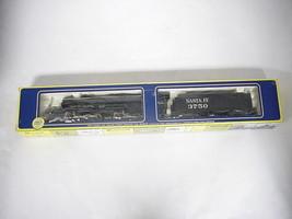 AHM RIVAROSSI 2-8-8-2 Mallet HO Scale Santa Fe #3750 Locomotive & Tender... - $197.95