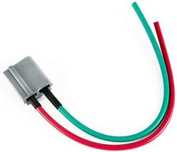 A-Team Performance 170072 HEI Distributor Battery and Tachometer Pigtail Wire El image 4
