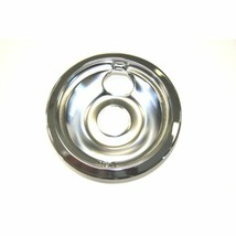 WB32X5075 GE 6 Inch Chrome Burner Bowl Genuine OEM WB32X5075 - $9.13