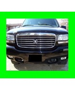 1999-2000 CADILLAC ESCALADE CHROME GRILL GRILLE KIT 99 00 - $30.00