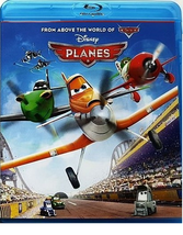 Disney Planes [Blu-ray/DVD]