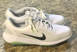 Nike React Vapor 2 Golf Shoes Men's Size 10 White Green Glow BV1135-103 NEW - $94.05