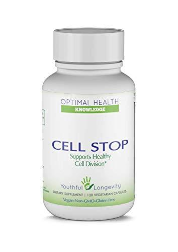 Cell Stop, Powerful Cell Division Support, Propriety Blend of Natural Ingredient