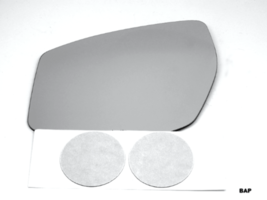 Fits 15-18 Nissan Maxima Left Driver Heated Mirror Glass Lens w/Adhesive - $37.57
