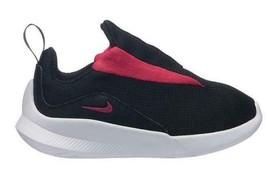 Nike Viale Kids Shoes Black Athletic Slip On Walking Sneakers Toddler AH... - $29.02