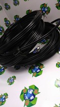 20lbs of coax insulated wire for scrap/copper recovery only, non-working... - $39.99