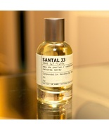 SANTAL 33 by LE LABO 10ml Travel Spray S33 Perfume CEDAR LEATHER PAPYRUS - $33.00