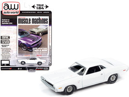 """1970 Dodge Challenger R/T White \Hemmings Muscle Machines\"""" Magazine Cover Car ( - $14.53"""