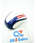 Logitech M317 Wireless Mouse - USA American Flag - Used - $12.82