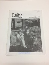 Caritas by Michael Burritt Marimba 4 Mallet Solo Keyboard Percussion She... - $19.31