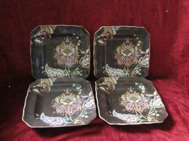 Noble Excellence Taylor set of 4 salad plates Square - $29.65