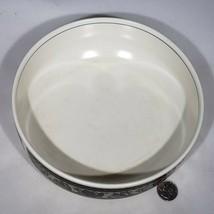 "Mikasa Arabella Intaglio Round Serving Bowl Vegetable CAC01 8.5"" EUC - $22.95"