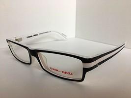New Mikli by ALAIN MIKLI Black White 52mm Women's Eyeglasses Frame  - $79.99