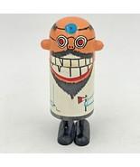 Vintage Pride Creations Popsie Wood Pop Toy Doctor Mad Surgeon Say Aah! ... - $49.95