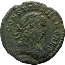 337 - 350 A.D Roman Empire Constans AE3 Coin GLOR-IA EXERC-ITVS R P (MO8... - $32.00