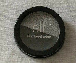 E.L.F. Duo Eye Shadow Makeup New Eyes Lips Face NEW Grey Gray Black - $7.99