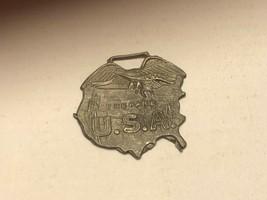 Vintage Watch Fob - Prepare U.S.A. - $30.00