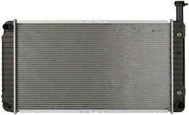 RADIATOR GM3010478 FOR 03 04 05 GMC SAVANA CHEVY EXPRESS 1500 2500 V6 4.3L image 2