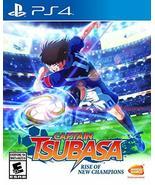 Captain Tsubasa: Rise of New Champions - PlayStation 4 [video game] - $29.70