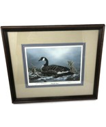 Jerri Speer Canada Goose Signed Limited Edition 69/500 Print/Stamp Wildl... - $93.49