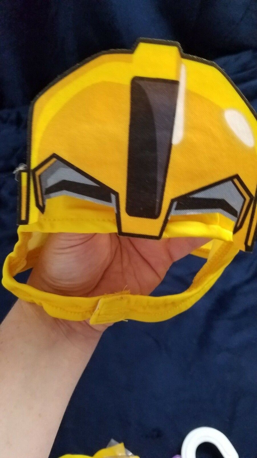 Bumblebee Transformers Pet Dog Costume Small Or Large Rubie's Brand Black Yellow image 5