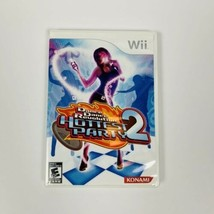 Dance Dance Revolution Hottest Party 2 (Nintendo Wii, 2009) Complete Tested - $7.66