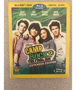 Camp Rock 2 The Final Jam (Extended Edition) Blu-Ray) Brand New With Sli... - $31.80