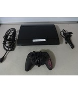 Tested PS3 Sony Playstation 3 Super SLIM 232GB Model CECH-4001B - $124.73
